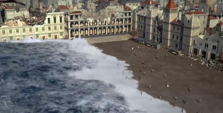 Repórter da História: O Terramoto de 1755